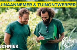 Tuinaannemer en tuinontwerper
