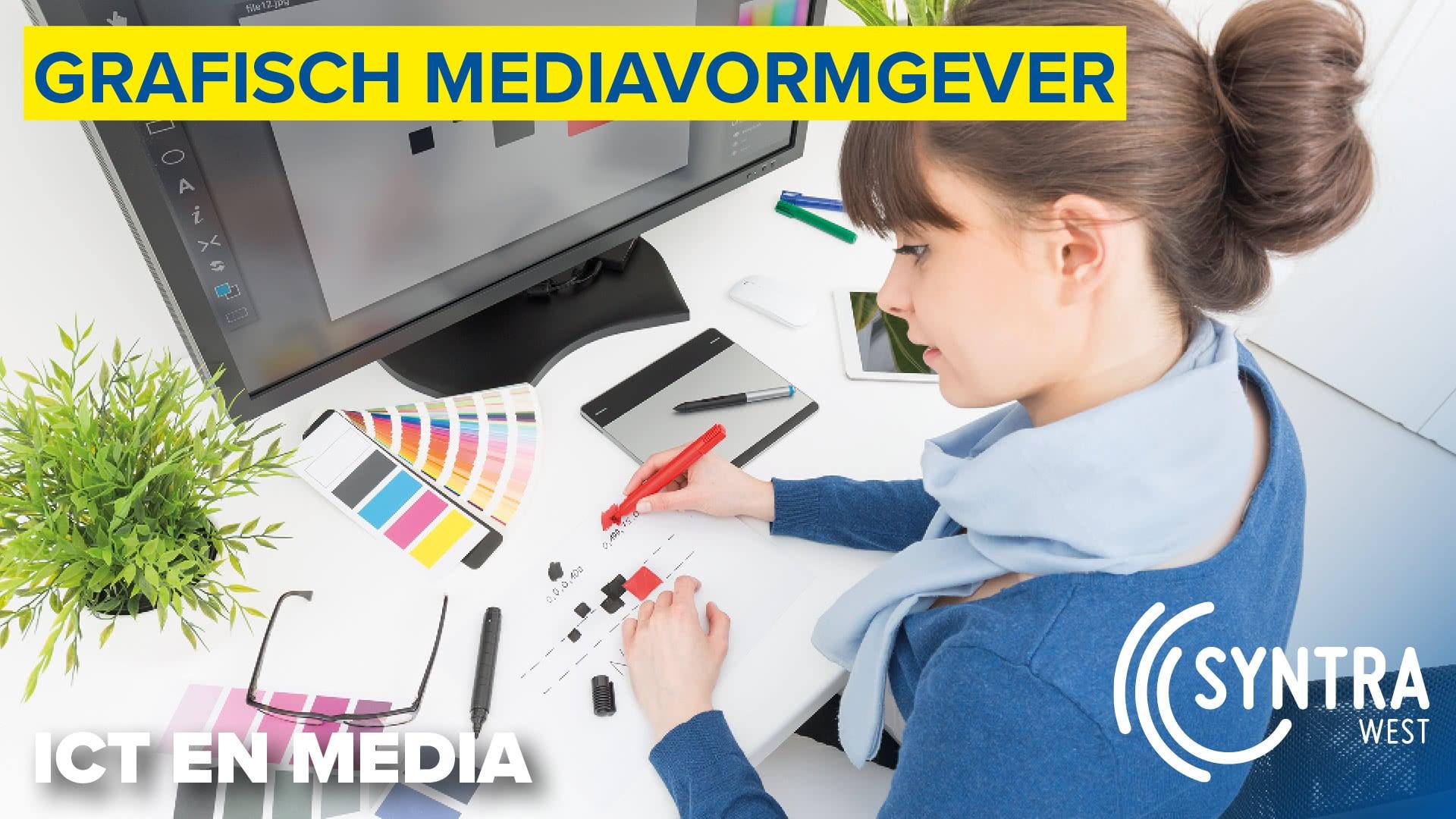 Grafisch mediavormgever