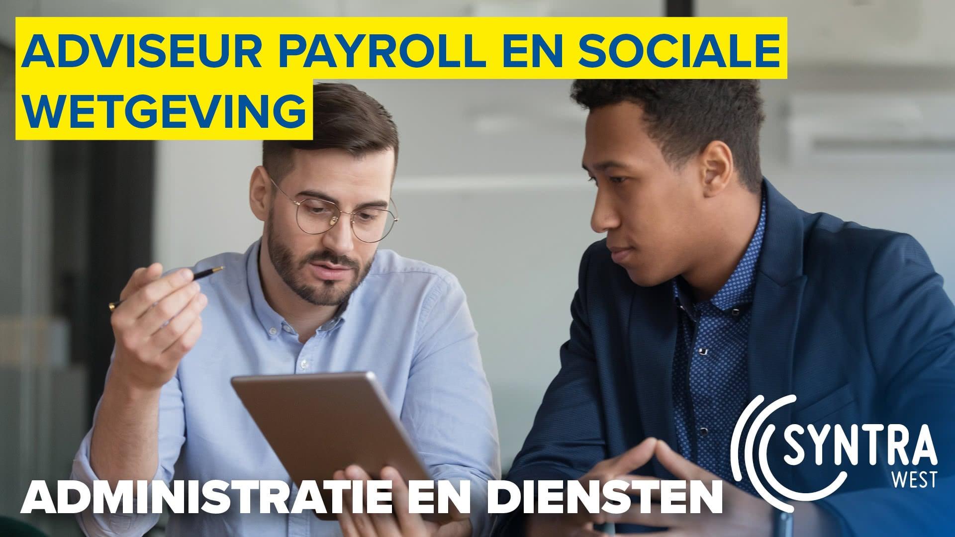 Adviseur payroll en sociale wetgeving