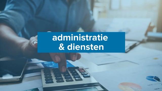 Administratie en diensten
